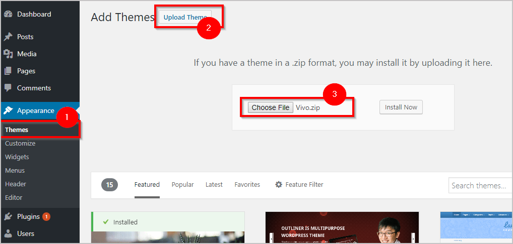 how to create a video website
