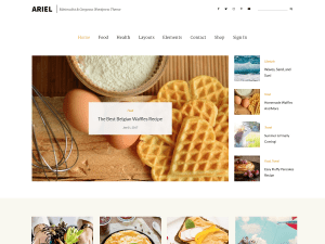 101 Hand-picked, best of the BEST Free WordPress themes [2019] 2