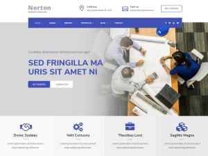 Norton Free WordPress theme