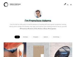 Perfect Free WordPress theme