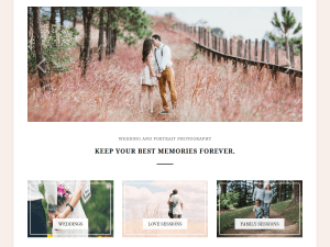 Photozoom Free WordPress theme