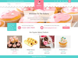 VW Free WordPress theme