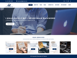 VW Free WordPress themes
